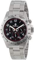 Burgmeister Men's BM212-121A Houston Chronograph Watch