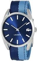 Lacoste Women's 2000925 Malaga Analog Display Japanese Quartz Blue Watch