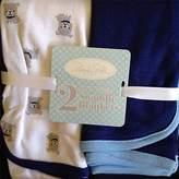 Rene Rofe Swaddle Blankets 2 (Blue)
