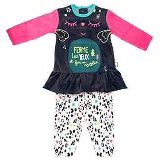 Camilla And Marc 2 Piece Baby Wish Fleece Pyjamas - Size 18 Months (86 cm)