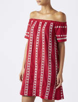Monsoon Charlotte Off The Shoulder Dress