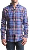 Robert Talbott RT Classic Fit Linen Sport Shirt - Hidden Button-Down Collar, Long Sleeve (For Men)