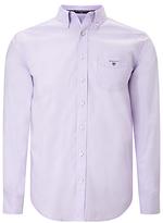 Gant Broadcloth Solid Shirt