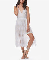 Free People Matchpoint Lace Midi Dress