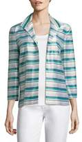 Lafayette 148 New York Ramira Striped Jacket