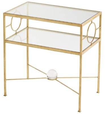 Thumbnail for your product : Cyan Design Auric Orbit End Table