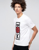 Love Moschino Triple Logo T-shirt