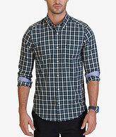 Nautica Classic-Fit Wrinkle-Resistant Lakeside Plaid Shirt