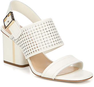 Via Spiga Harriett2 Leather Slingback Sandals