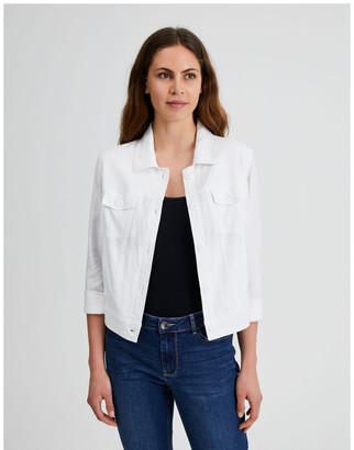 Regatta Linen Blend Jean Style Jacket