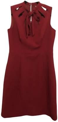 Karen Millen \N Burgundy Dress for Women