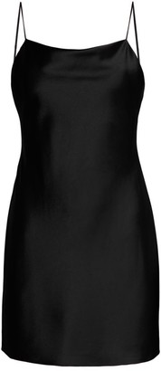 Alice + Olivia Harmony Mini Slip Dress