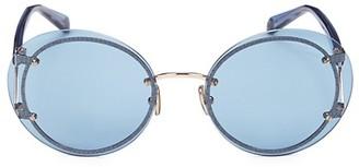 Roberto Cavalli 62MM Round Sunglasses