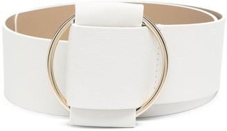 D-Exterior Ring-Detail Belt