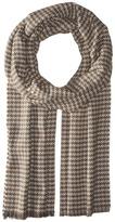 Scotch & Soda Gentleman's Scarf in Soft Handfeel Wool Blend Quality
