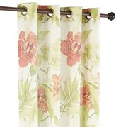 "Pier 1 Imports Luiza Floral 96"" Curtain"