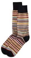 Paul Smith Multicolored Stripe Socks