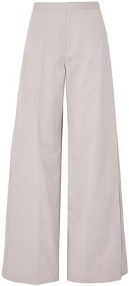 Maison Margiela Cotton Wide-leg Pants