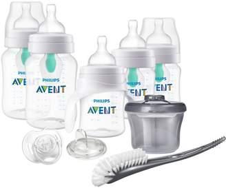Philips Twelve-Piece Air Free Vent Bottle Infant Starter Set