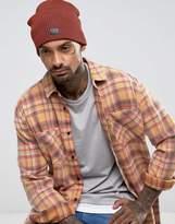 G-star Cart Beanie Hat In Red