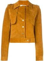 Frame suede jacket - women - Calf Leather - M
