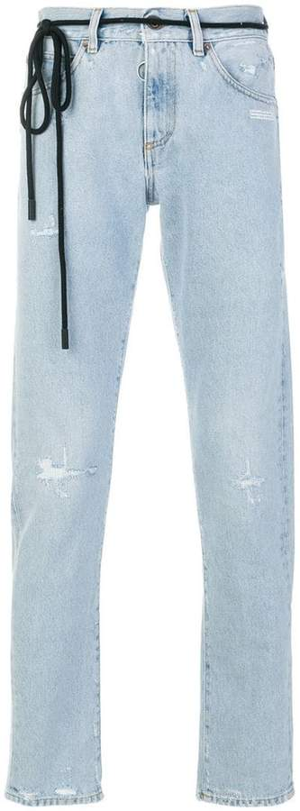 Off-White Temperature jeans
