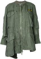 Greg Lauren rogue jacket