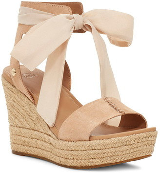 UGG Wittley Espadrille Wedge Sandal
