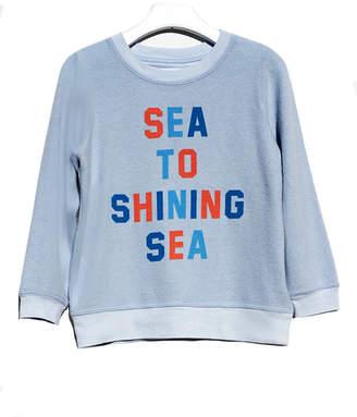 Sol Angeles Girls' Shining Sea Pullover