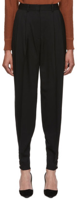 Altuzarra Black Atomica Trousers