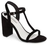Jeffrey Campbell Women's Marnie T-Strap Sandal