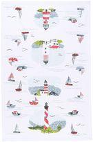 Now Designs Lighthouses Tea Towel