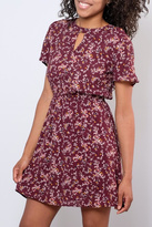 Only V Neck Floral Dress