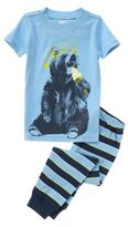 Crazy 8 Hungry Bear 2-Piece Pajama Set