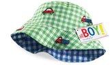 Mud Pie All Boy Truck Reversible Hat