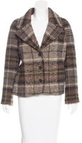 See by Chloe Wool Tweed Coat
