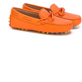 Tod's Kids - Gommino driving shoes - kids - Leather/rubber - 21