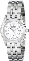 Victorinox Women's 24663 Analog Display Swiss Quartz Silver Watch