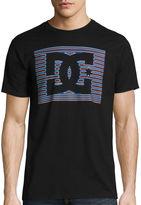 DC Co. Short-Sleeve Strokes Cotton Tee