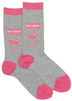 Hot Sox Sagittarius Crew Socks