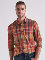 Lucky Brand Madras Workwear Shirt