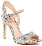 Vince Camuto Klava Glittery Heel Sandal