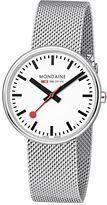 Mondaine Monmgt0003 Unisex Bracelet Watch