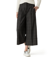 Tommy Hilfiger Windowpane Check Culotte