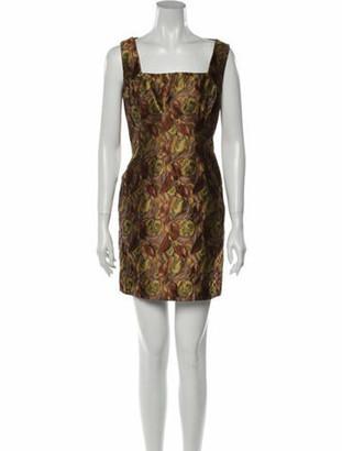 Dolce & Gabbana Vintage Mini Dress