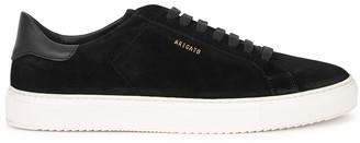 Axel Arigato Clean 90 black suede sneakers