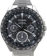 Citizen Satellite Wave CC9015-54E Titanium 46mm Mens Watch