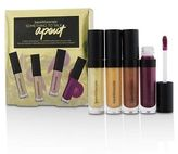 bareMinerals NEW Something To Talk Apout Mini Moxie Plumping Lipgloss Set