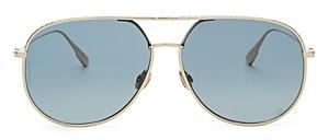 Christian Dior Women's By Brow Bar Aviator Sunglasses, 60mm