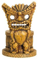 Summit Angry Tiki Votive / Candle Holder - Collectible Hawaii Candleholder